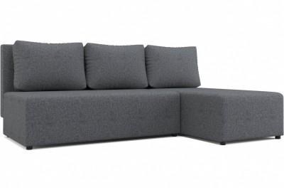 Угловой диван Комо серый