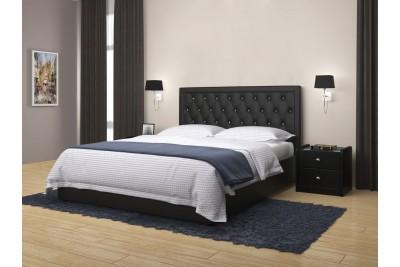 Кровать интерьерная Марта с подъемным механизмом 1800 экокожа
