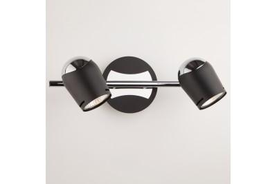 Настенный светильник с поворотными плафонами