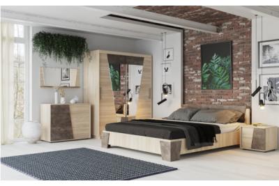 Модульная спальня санремо