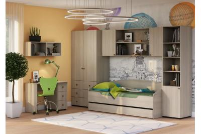 Мебель для детской Мийа-3А - без фотопечати