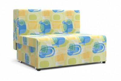 Детский диван Умка желто-голубой