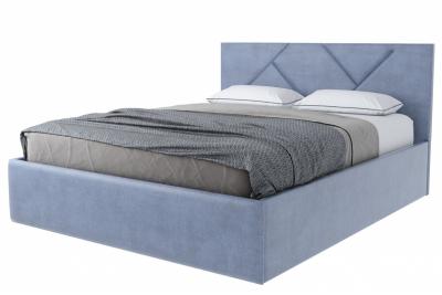 Кровать Лима 1.4 Велюр Velutto 12 с подъемным механизмом