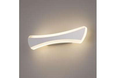 Wave LED хром Светодиодный настенный светильник