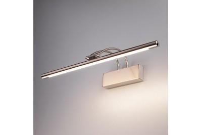 Simple LED никель Настенный светодиодный светильник
