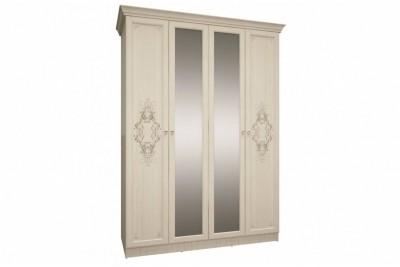 Шкаф 4-х дверный с зеркалом Вербена СТЛ.341.01