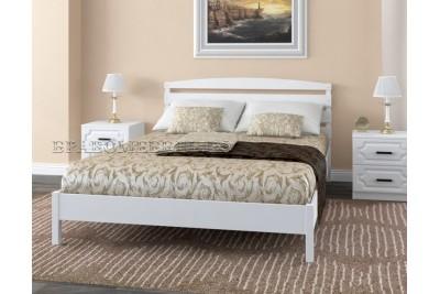 Кровать Камелия-1 дуб белый