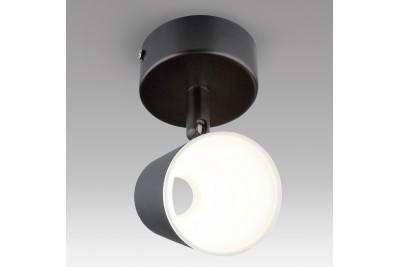 Светодиодный настенный светильник с поворотным плафоном