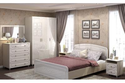 Спальня Виктория 2 МДФ