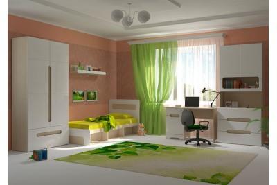 Модульная спальня Палермо-Юниор