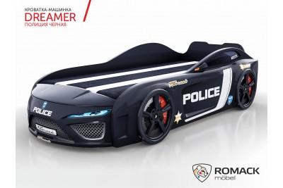 Кровать-машинка Dreamer Police