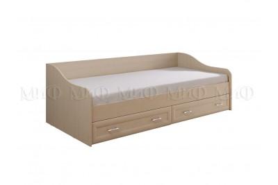 Кровать с ящиками Вега