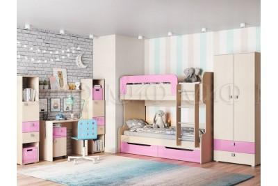 Детская Юниор-1 розовый