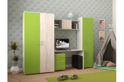 """Набор мебели для детской """"Идана - Зеленая мамба"""""""