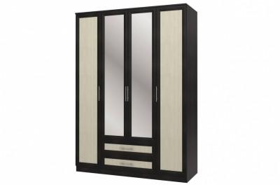 Шкаф четырехдверный Юлианна СБ-074-01
